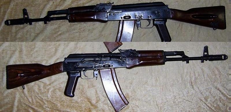 Russian AK-74 Variants XVII